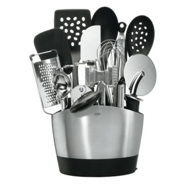 Good Grips Everyday 15-Piece Kitchen Tool Set-187586