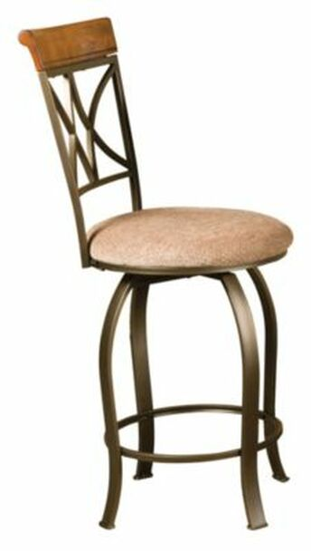 Hamilton Swivel Counter Stool-256186