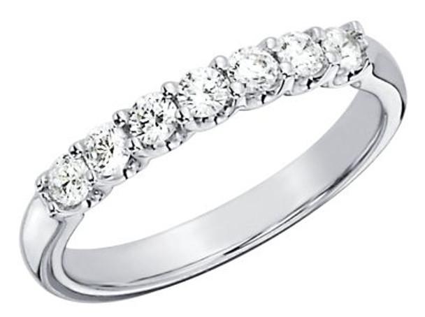 Women's U-Prong Diamond Band - 1/2 ct tw-610091