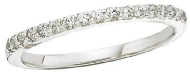 Women's Fashion Forward Bead Set Diamond Band - 1/5 ct tw-610447