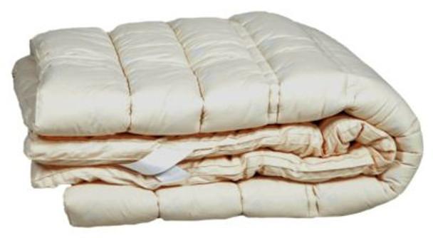 myTopper King 100% Washable Wool Mattress Topper-638809