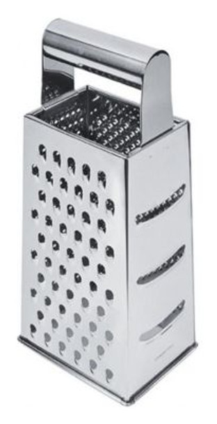Stainless Steel 4-Sided Grater-883621