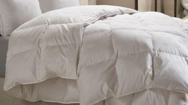 "Kingsley 12"" Baffle Boxstitch Winter Weight Comforter-974101"