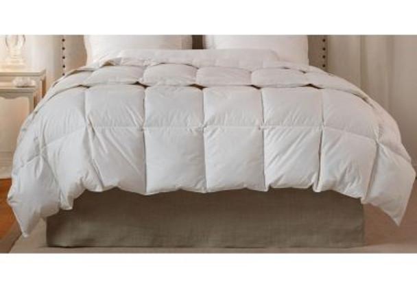 "12"" Baffle Boxstitch Winter Weight Comforter - PrimaSera Down Alternative-976535"