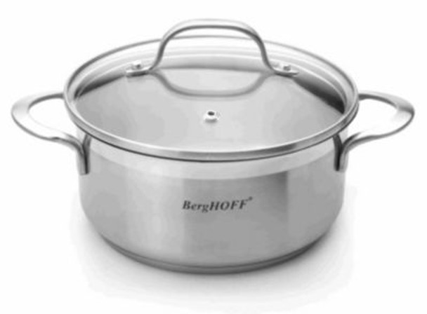 Bistro 2 Quart Covered Casserole-1027878