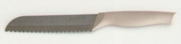 "Eclipse 6"" Ceramic Bread Knife-1027934"