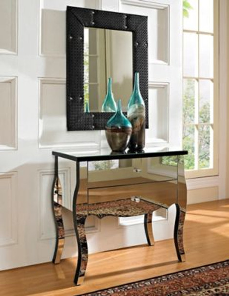 Mirrored 2-Drawer Console-1055594