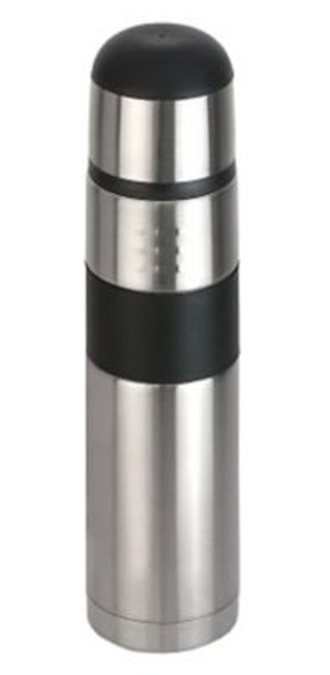 Orion Travel Vacuum Flask - Silver-1858283