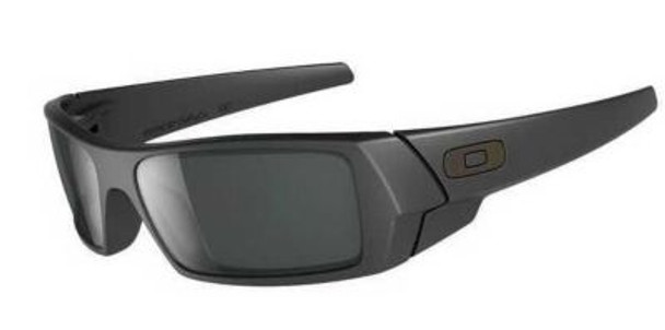 Gascan Sunglasses-Matte Black/Grey-1876189