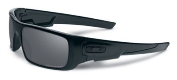 Polarized Crankshaft Sunglasses-Matte Black/Black Iridium Polarized-1876274