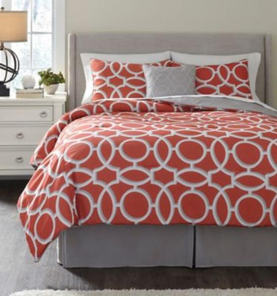 Clairette Queen Top of Bed Set-1922623
