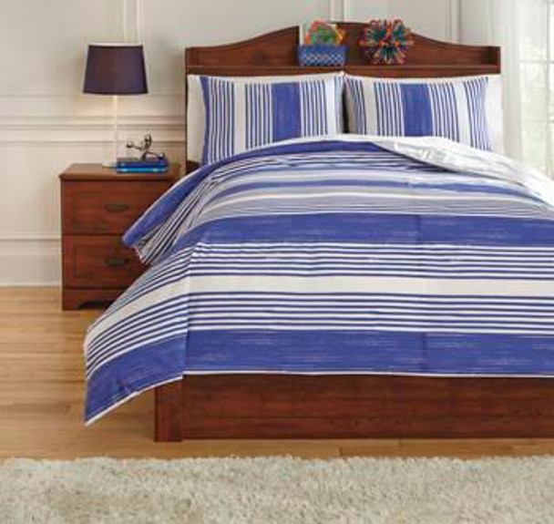 Full Duvet Cover Set-2112187