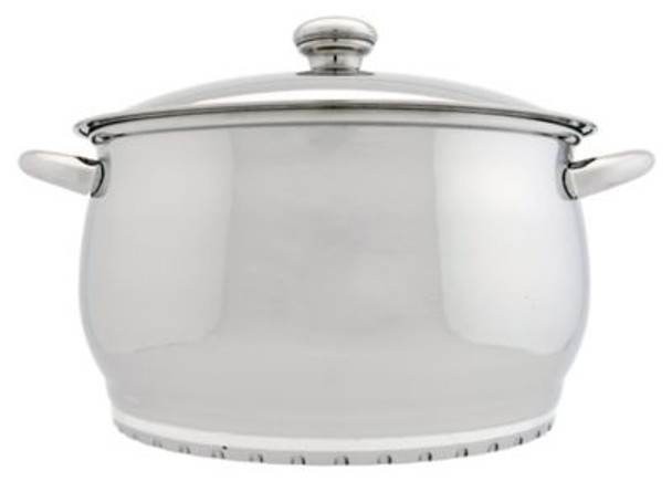 Cosmo 10'' Covered Stock Pot-2237448