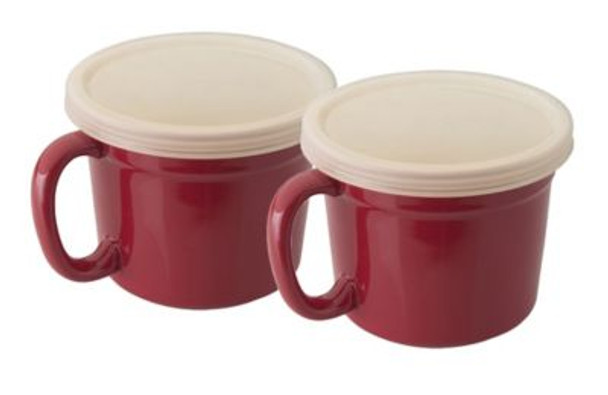Geminis 4 Piece Covered Cup Set-2237769