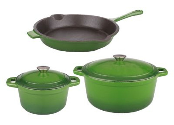 Neo Cast Iron 5 Piece Set-2237800