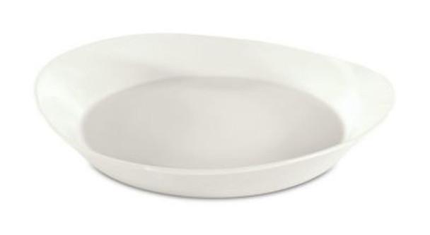 "Eclipse 10"" Porcelain Cadreiz Pasta Plate-Set of 4-2237935"