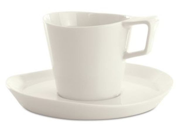 Eclipse Tea Cup & Saucer-Set of 2-2237942