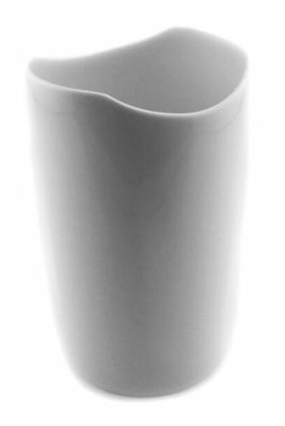 "Eclipse 7 1/2"" Porcelain Cadreiz Vase-2237949"