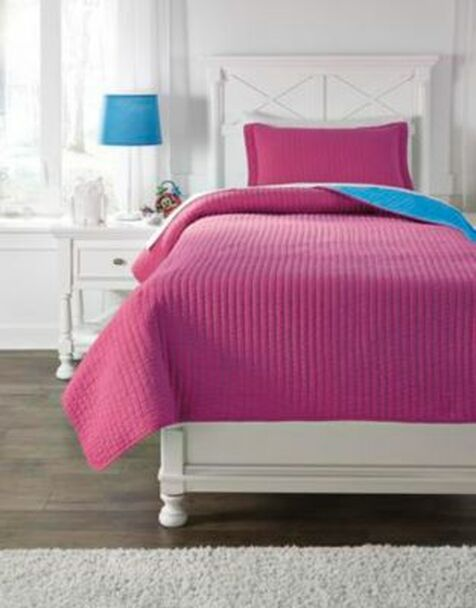 Dansby Twin Coverlet Set-2342600