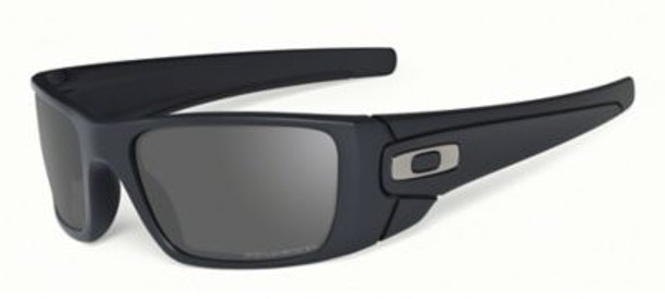 Polarized Fuel Cell Sunglasses-Matte Black/Grey Polarized-2499263