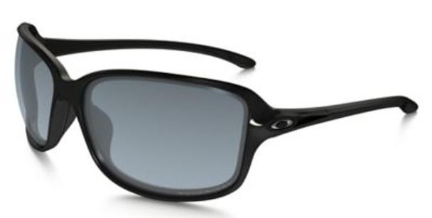 Women's Polarized Cohort Sunglasses-Polished Black/Grey Gradient Polarized-2499270