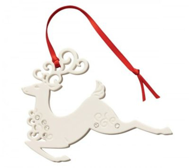 Reindeer with Gems Ornament-2533436