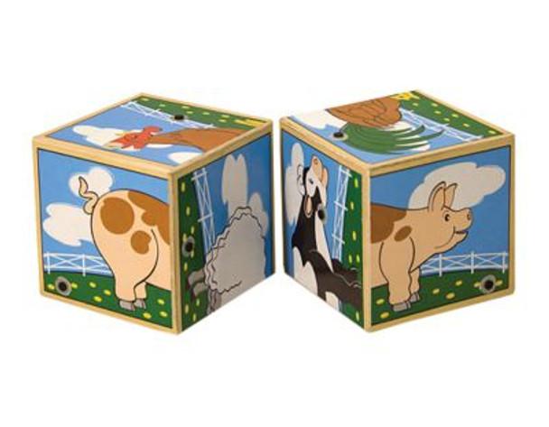 Farm Sound Puzzle-2543788
