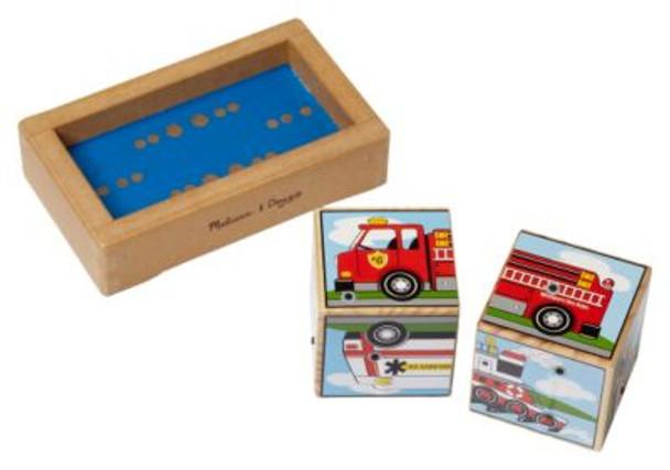 Vehicles Sound Puzzle-2543791