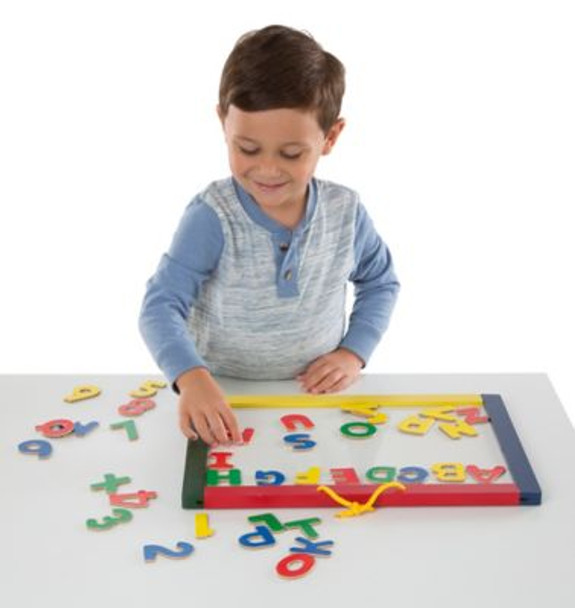 Magnetic Chalkboard/Dry-Erase Board-2543801
