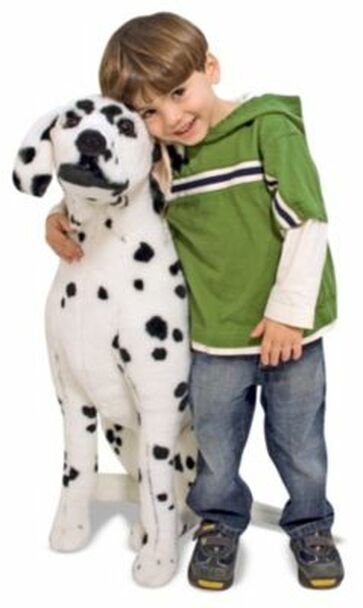 Dalmatian Giant Stuffed Animal-2543830