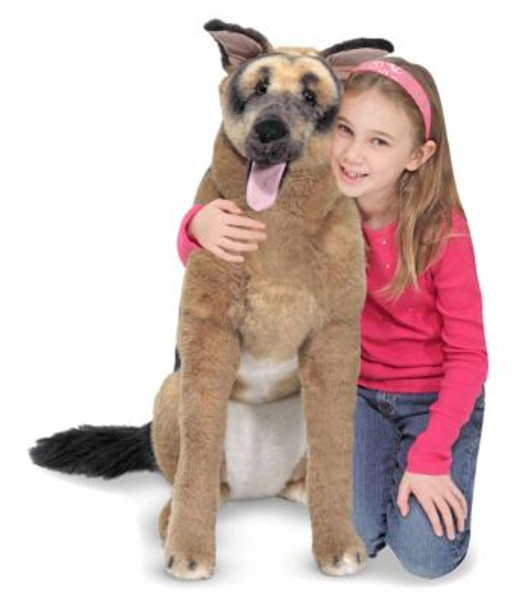 German Shepherd Giant Stuffed Animal-2543832
