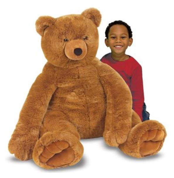 Jumbo Brown Teddy Bear-2543844
