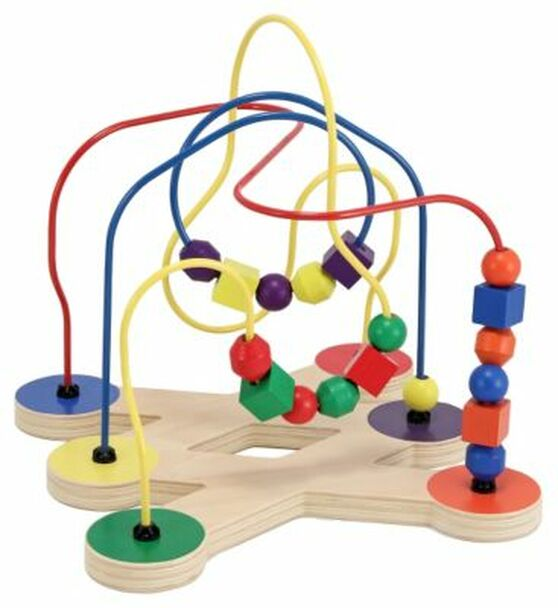 Classic Toy Bead Maze-2543862