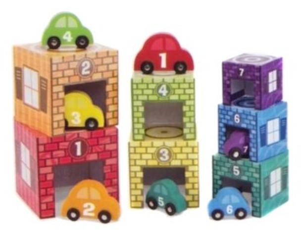 Nesting & Sorting Garages & Cars-2543880