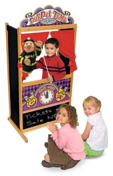 Puppet Time Theater-2543885