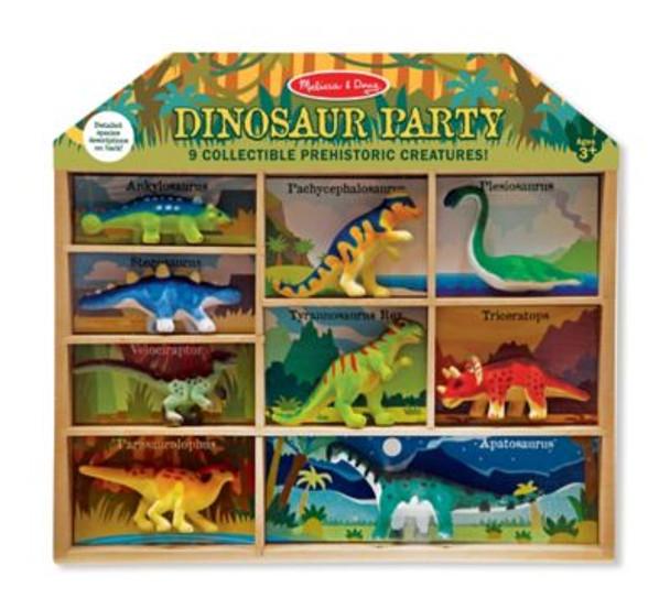 Dinosaur Party Play Set-2543912