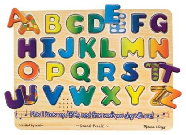 Alphabet Sound Puzzle-2543973