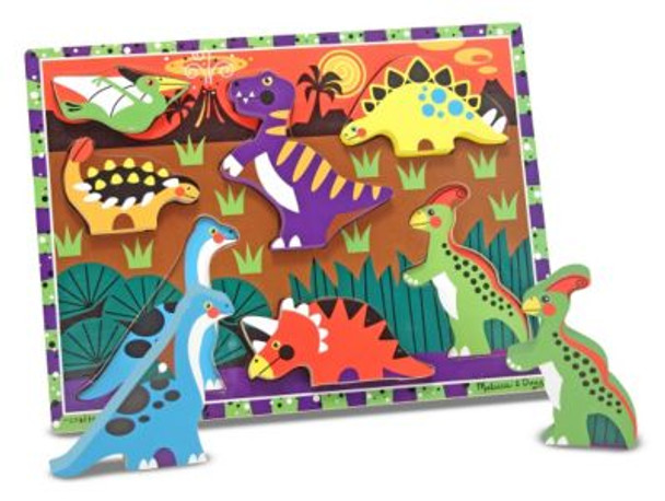 Dinosaurs Chunky Puzzle-2544006