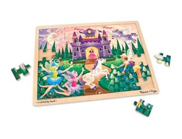 Fairy Fantasy Jigsaw Puzzle (48-Piece)-2544034