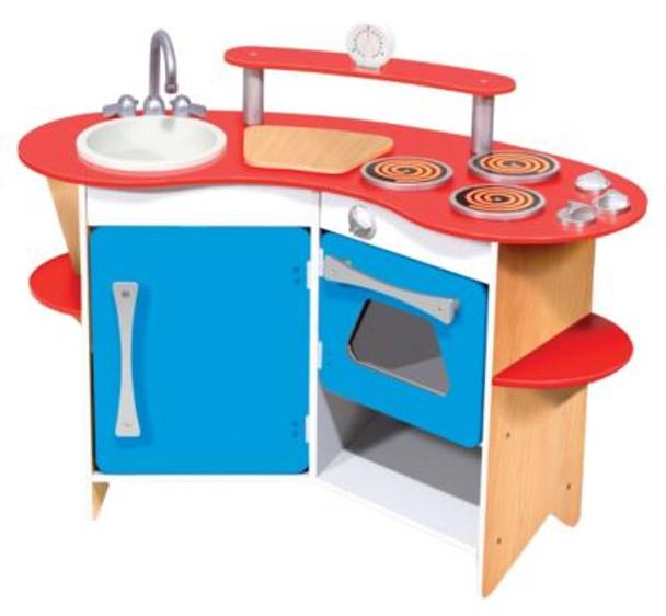 Cook's Corner Wooden Kitchen-2544045