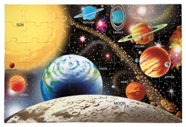 Solar System Floor Puzzle (48-Piece)-2544095