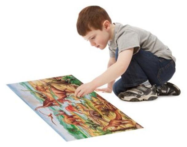 Dinosaurs Floor Puzzle (48-Piece)-2544131