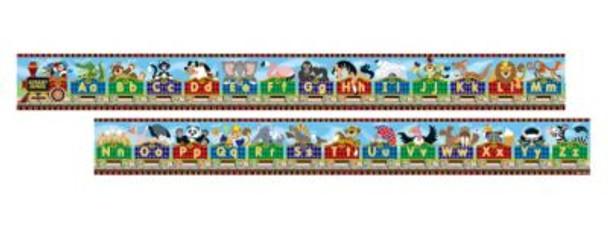 Alphabet Express Floor Puzzle (27-Piece)-2544184