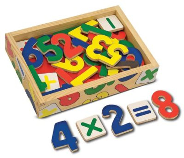 Numbers Magnets-2544195