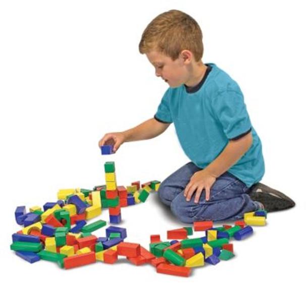 100 Wood Blocks Set-2544220