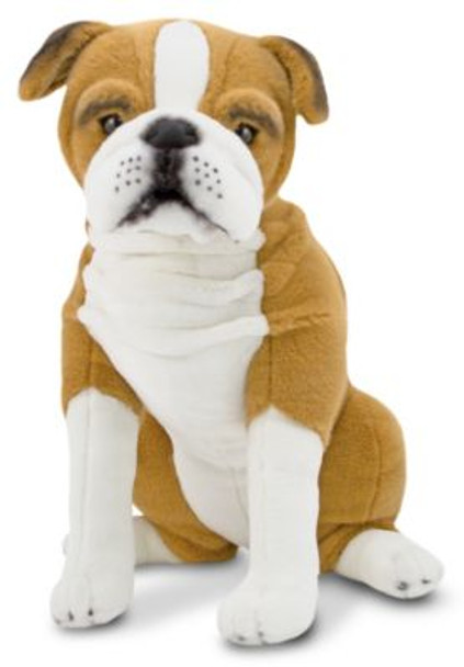 English Bulldog Giant Stuffed Animal-2544239