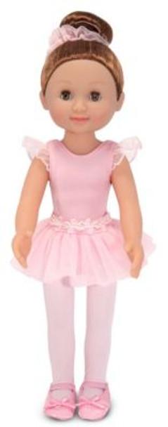 "Mine to Love-Victoria 14"" Ballerina Doll-2544252"