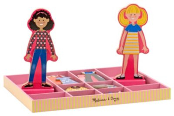 Abby & Emma Magnetic Dress-Up Set-2544262
