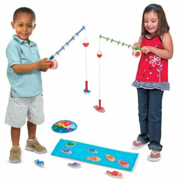 Catch & Count Magnetic Fishing Game-2544294