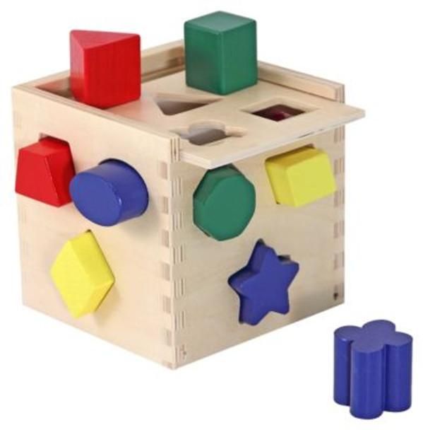 Shape Sorting Cube-2544335